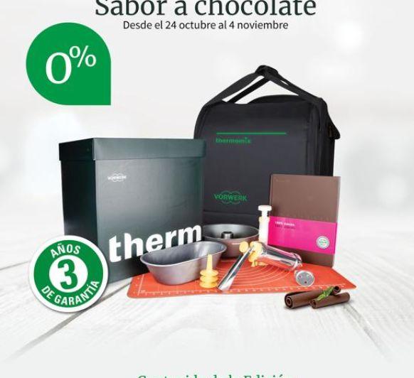 EDICION SABOR CHOCOLATE