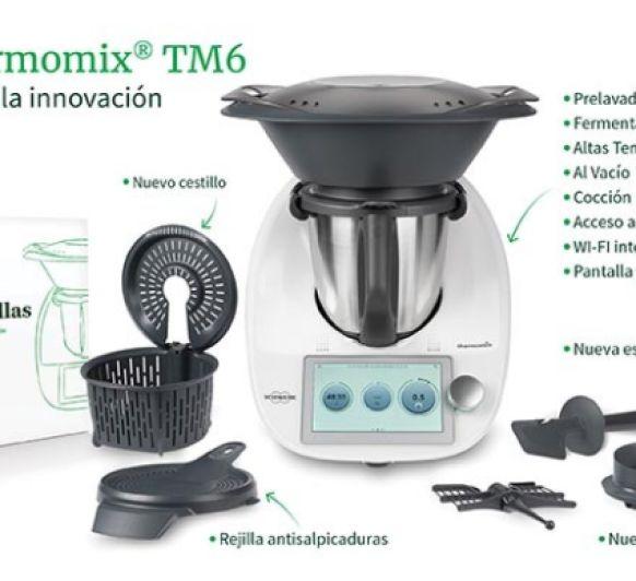 Nuevo Thermomix® TM6