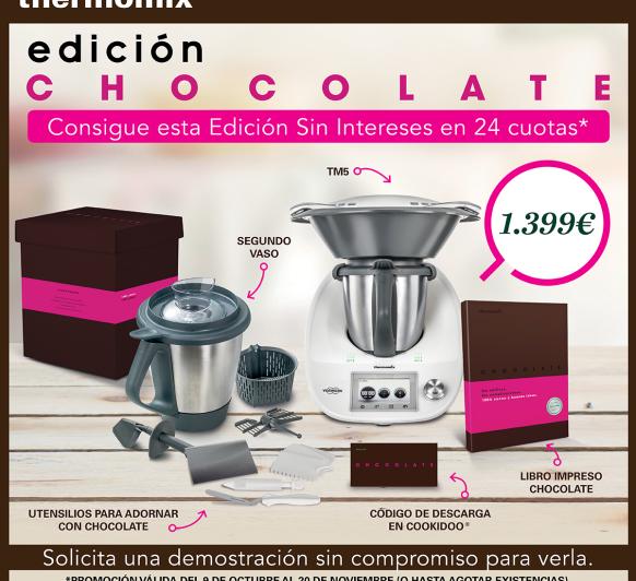 Nueva Edición especial ''Chocolate''
