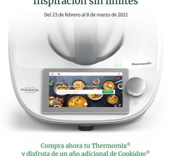 Thermomix® Y COOKIDOO