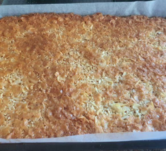 Mi tarta de Almendra con Thermomix®