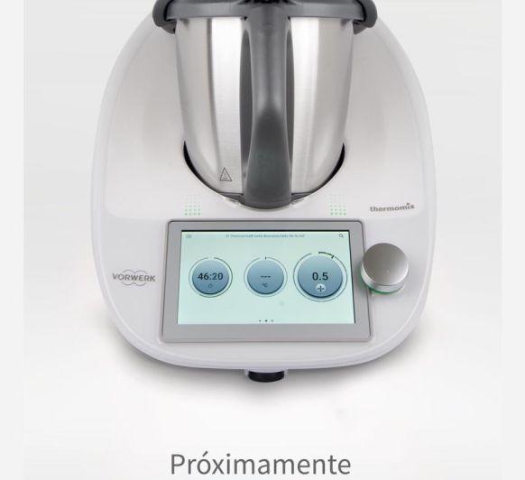 PRELANZAMIENTO DEL NUEVO Thermomix® TM6