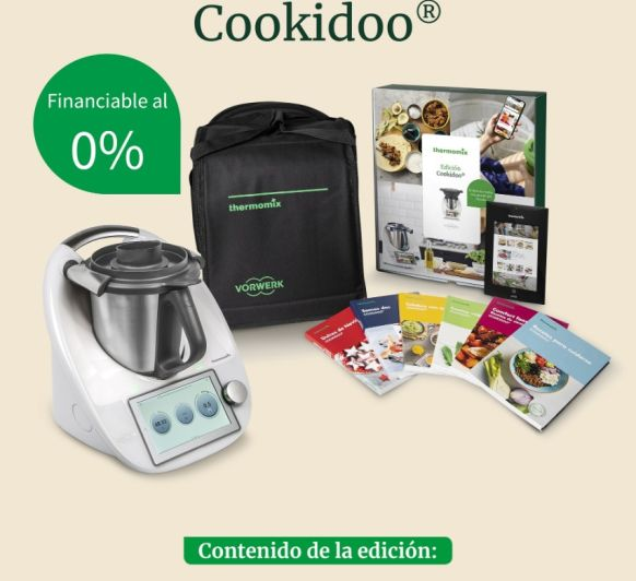 EDICIÓN COOKIDOO Thermomix®