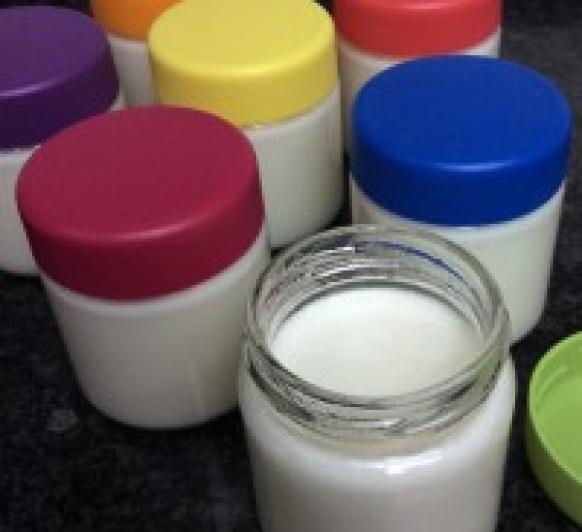 Yogur casero con Thermomix®