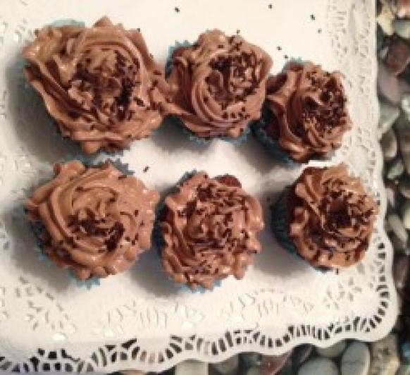 Cupcakes de nutella con Thermomix®