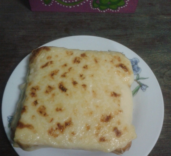 CROQUE MONSIEUR CON Thermomix®