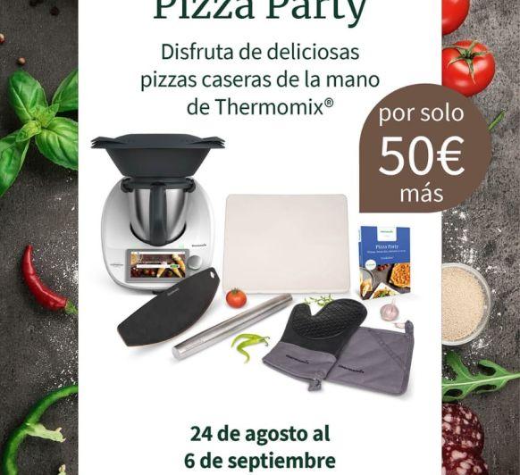 EDICCION PIZZA PARTY