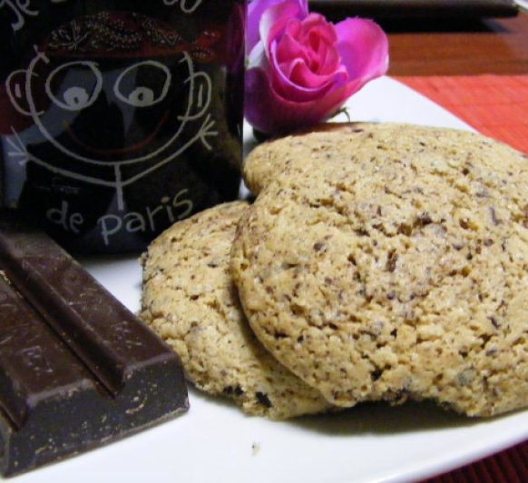 GALLETAS COOKIES CON Thermomix®