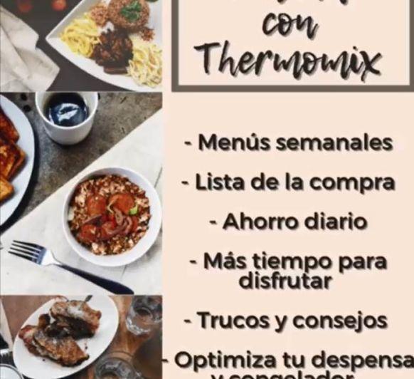 TU Thermomix® TE AYUDA CON LA VUELTA A LA RUTINA