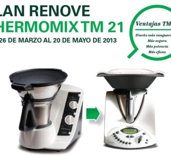Plan Renove thermomix 21
