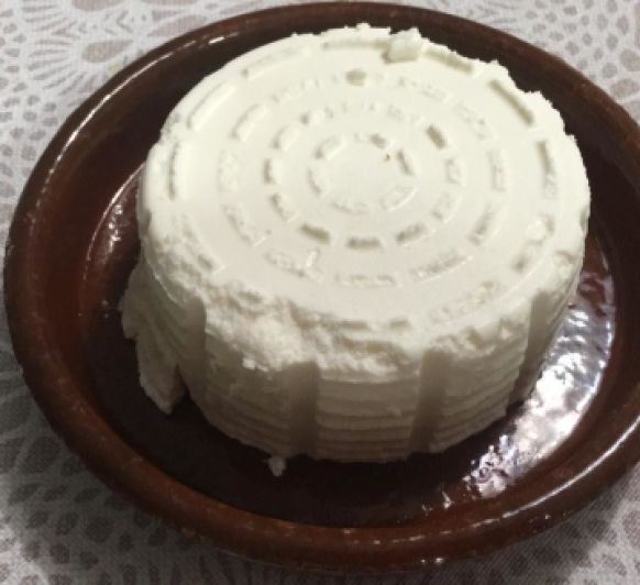 QUESO FRESCO CON Thermomix®