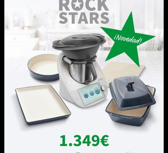 Thermomix® 6 ROCK STARS