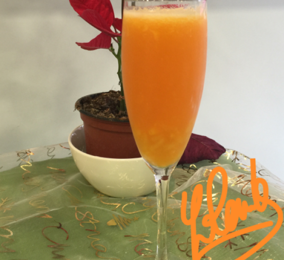 Cup tropical con cava Thermomix® TM5-TM31