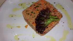 Cuscus de gazpacho con Thermomix®