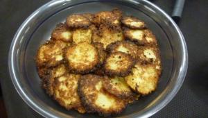 Reibekuchen- Tortitas de patatas con Thermomix®